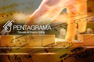 Curso de armonía moderna Pentagrama