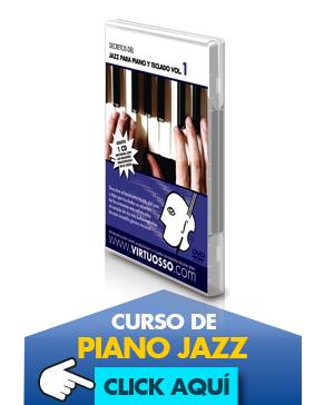 Curso de piano jazz