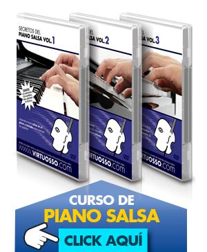 Curso de piano salsa