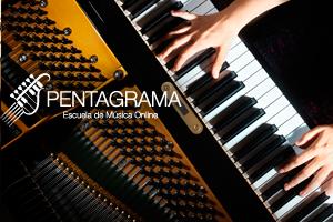 Curso-online-de-piano-Pentagrama